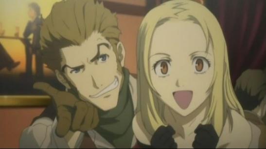 Isaac and Miria